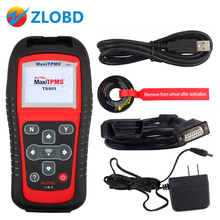 Autel TS501 100% Original Autel TS501 Diagnostic and Service Tool MaxiTPMS TS501 factory price TS 501 DHL Delivery Fast