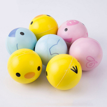 1pcs Hand Wrist Exercise Stress Toy Balls Fun Squeeze Balls Modern Stress Ball Relax Animal Pig Balls Toys for Children