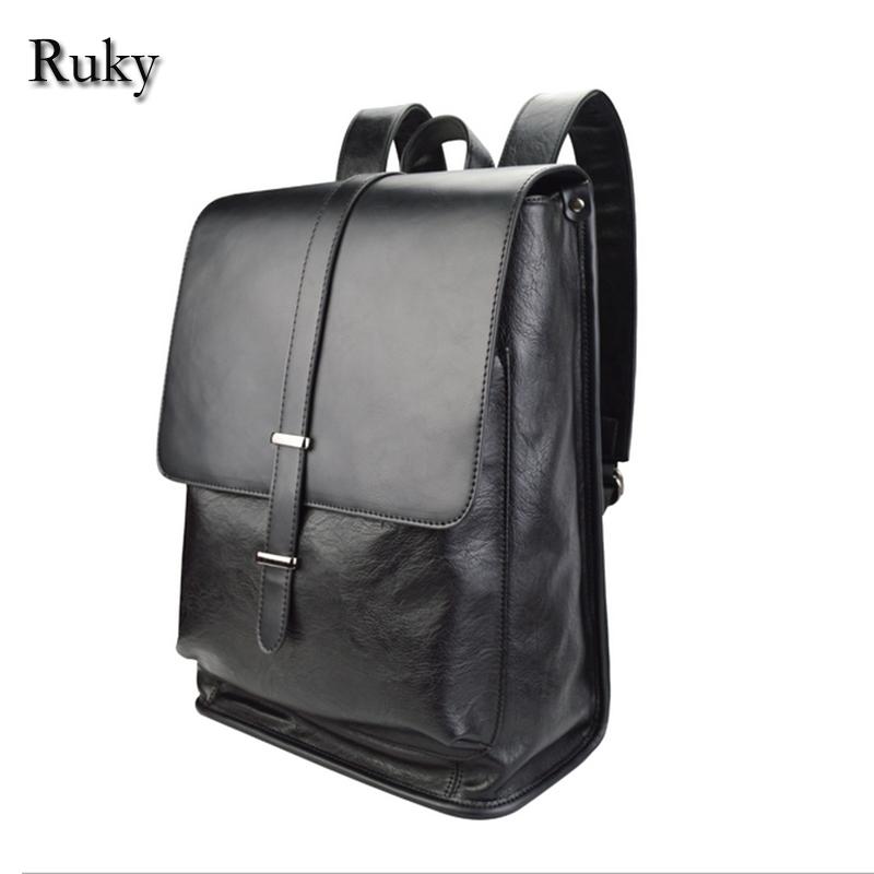 Hot Sell Student School Backpack Leisure High Quality Men Business Backpack Men School Bag New Fashion Men Backpack Laptop Bag<br><br>Aliexpress