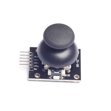 1pc Free Shipping Higher Quality Dual-axis XY Joystick Module PS2 Joystick Control Lever Sensor(China)