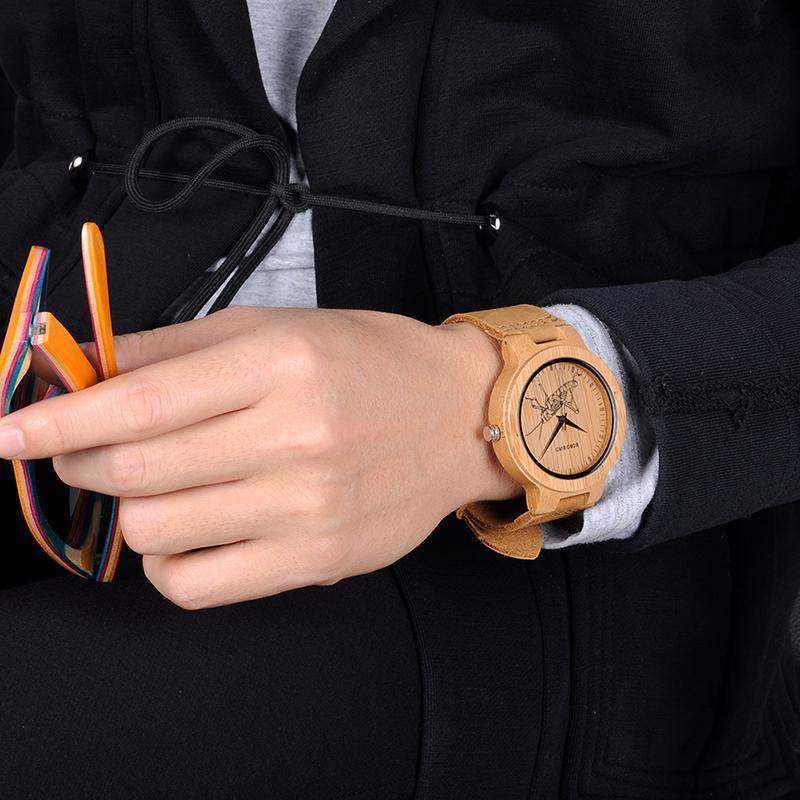 wooden men wrist watches for men bobo bird (43)