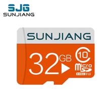 high quality mini micro sd card TF card Class6 4G 8GB 16 GB 32 GB 64GB memory cards Flash Memory Microsd for phone/Tablet/Camera(China)
