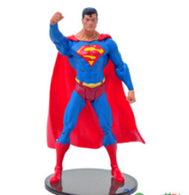 superman doll Real film anime Birthday new year gift model figures action figure super hero toy hot sell 18cm T3314