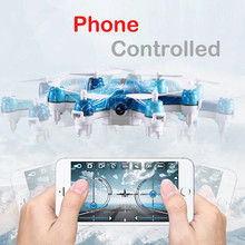 Smart-H RC Mini Drone CX-37-TX  with WiFi camera Phone Control FPV Real Time Video Photo Transmission For Grownups kid Toy gifts