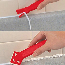 Tile Caulk Cleaner Plastic Professional Caulk Away Remover and Finisher Made by Builders Choice Tools Limited Bulider Tools(China)