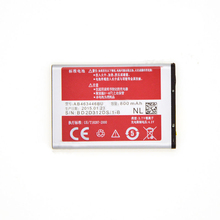 Hot! New AB463446BU 3.7V 800mAh Battery For Samsung C512/ X208/ 1258/ 1250 mobile phone+ Tracking Number