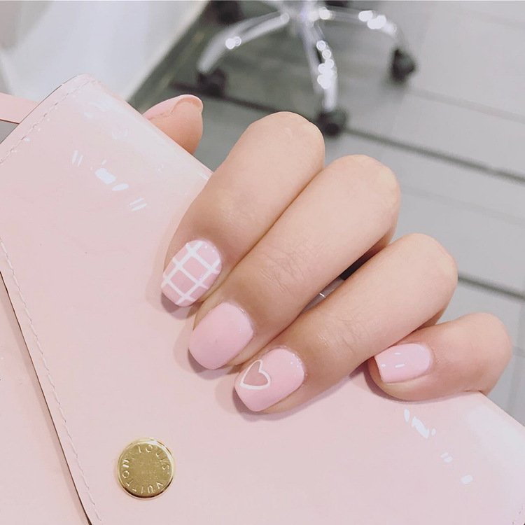 Buy fake nail heart and get free shipping on AliExpress.com