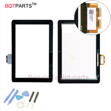 "BQT 100% Test  10.1"" inch For Acer Iconia Tab A210 A211 Touch screen Digitizer Front Outer Glass replacement with free tool"