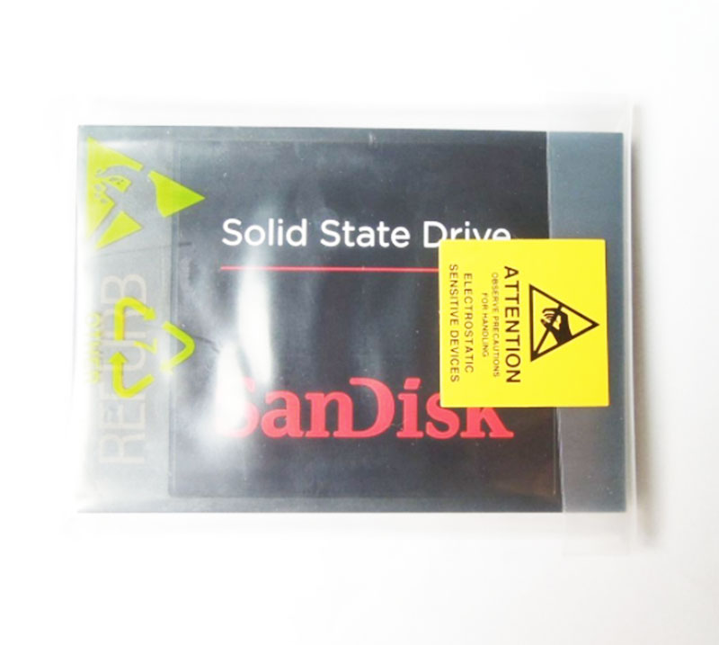128GB SanDisk 2.5''  SSD Solid State Drive SATA III SDSSDP-128G Laptop Genuine