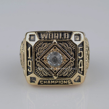 factory sales 1954 San Francisco Giants Major League Baseball Championship Ring sf giants rings free shipping(China)