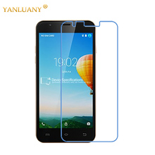 Transparent Nano Explosion-proof Soft Tempered Glass Screen guard Protector For Bravis A551 Atlas Phone (Not Glass )(China)