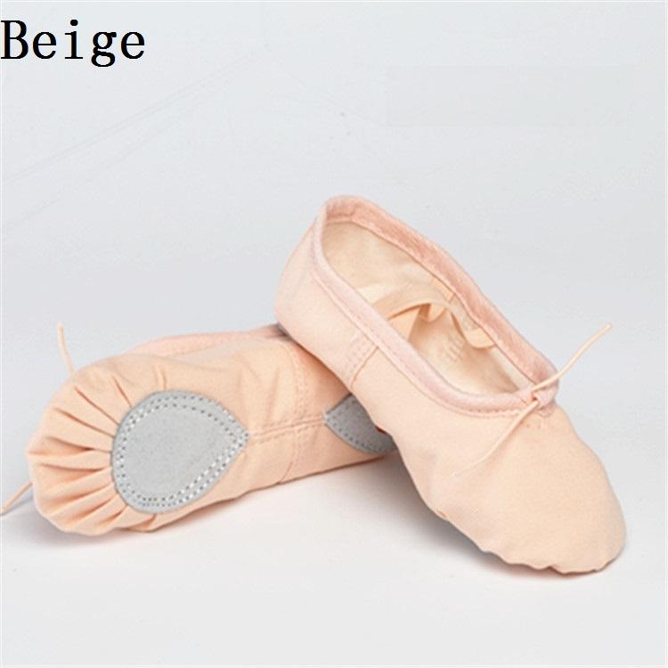 Pehmed ja mugavad ballettisussid naistele ja tüdrukutele
