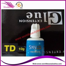Korea strong eyelash Glue,Eyelash Adhesive,Eyelash extension sky clear glue(China)