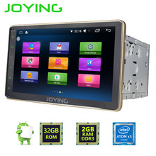 JOYING Latest 2GB RAM 2 din Android 6.0 Car Radio Audio stereo GPS Navi full touch screen support DAB+ DVR rear view camera OBD2(China)