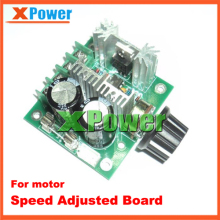 K20 24V Speed Control Board For DC Motor Gear Box Motor Use 12V PWM DC Motor Speed Controller(China)