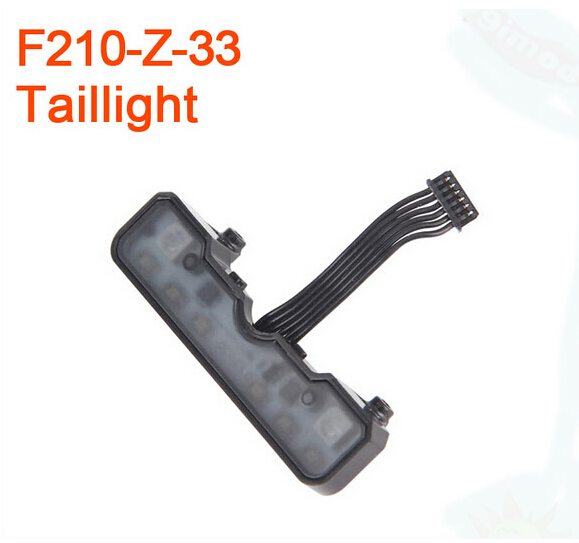 F17456 Walkera F210 RC Helicopter Quadcopter spare parts F210-Z-33 Taillight<br><br>Aliexpress