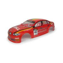 HENGLONG 3851-1 RC EP car Lightning 1/10 spare parts No. 01006 Red Car body shell / car shell / car body