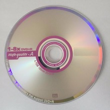 Wholesale 50 Discs Grade A+ A901 8x 4.7 GB Blank Printed DVD+R(China)