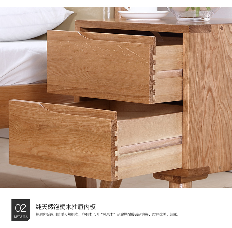 Cherry Blossom Double Draw Bedside Cabinet_16.jpg