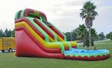 (China Guangzhou) manufacturers selling Pool slides, Inflatable slides, COB-443