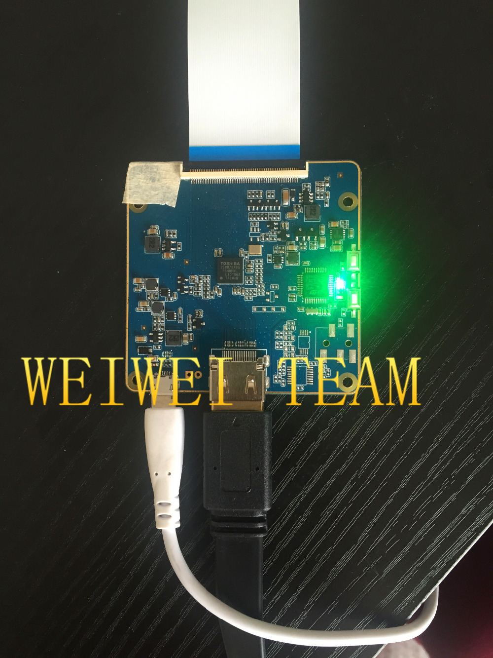 for 3D VR LCD Screen HDMI to MIPI 2560*1440 2K 5.5 inch Headset Glass Virtual Reality DIY CV1 Head Mounted PC 1440P