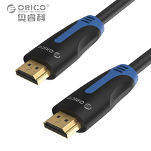 ORICO HDMI Cable HDMI to HDMI Cable HDMI 1.4 4K 1080P 3D for PS3 Projector HD LCD Apple TV Computer Cables(China)