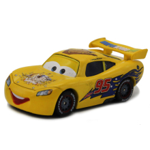 Pixar Cars Diecast NO.95 Australian Edition Lightning McQueen Metal Toy Car 1:55 Loose Brand New Alloy Car Toy For Children(China)