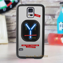 Flux Capacitor Back To The Future fashion cover case for samsung galaxy s3 s4 s5 s6 s7 s6 edge s7 edge note 3 note 4 note 5