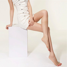 Buy Women Sexy Open Toe Sheer Ultra-Thin Pantyhose Stockings Tights Amazing Gifts Beige Newest