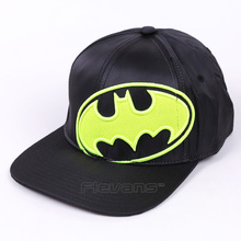 Batman Logo Fashion Brand Casual Mesh Cap Hip-Hop Cap Baseball Cap Adjustable Snapback Caps Hats