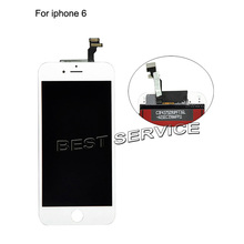 100% tested for iPhone 4s 5 5s se 6 6s 6s plus 7 6+ 6s+ for iphone6 LCD Display Touch Screen Glass Complete Assembly white