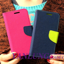 Hit Color Wallet Leather Flip Fundas Case for Samsung Galaxy A3 A5 A7 J3 J5 J7 2016 2017 S4 S5 S6 S7 Edge S8 Plus Note 3 Cover(China)