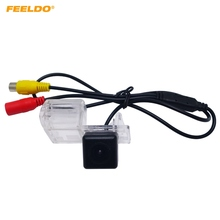 FEELDO Special deal !!! Car Backup Rear View Camera For Ford Edge Fusion Mondeo Kuga Escape Reversing Parking Camera #FD-4734(China)