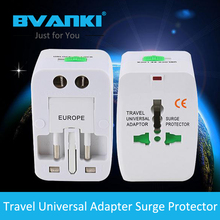 [Bvanki]50Pcs/Lot new items in china market AC Power AU UK US EU Plug Adapter Adaptor 2 USB Charging Port Travel charger