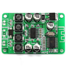 TPA3110 Dual channel 2x15W Bluetooth Audio Power Amplifier Board For 4/6/8/10 Ohm Speaker Sound quality(China)