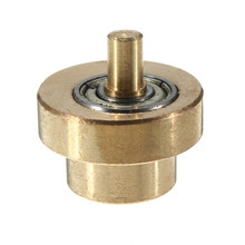 1pcs Practical Rotary Tattoo Machine Gun Liner Brass Cam Wheel Cam Bronze Replacement Bearings Parts Accessories Special Supply(China)