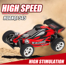 New Produit HUANQI 545 4CH 2WD High Speed 11.5KM/H Remote Control Crossing Car RTR Vehicle Toy High Wear Resistance Tires