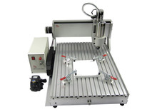 Hot Sell CNC 6040 Z-VFD 2.2KW water cooling spindle engraving milling machine wood carving router
