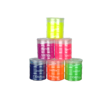 Novelty Barrel O Slime Paint Oil Trick Prank Joke Gag Colorful Gift Toy Crazy NOT Thinking Putty Funny Gifts Random Color New