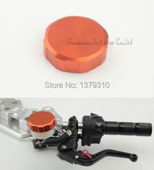 Orange color motorcycle motorbike parts fluid oil cup cover cap pad for KTM RC8 / R 1290 Super Duke R 990 SuperDuke 690 Duke<br><br>Aliexpress
