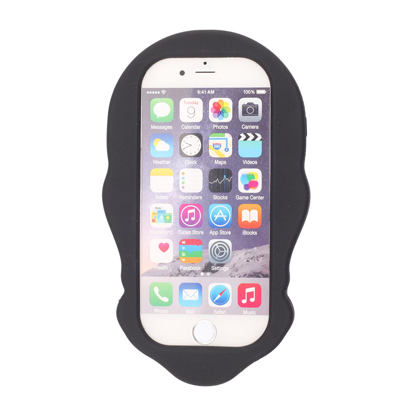Dolls Mask Silicon Case for iPhone