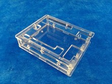 1pcs Transparent Box Case Shell for Arduino UNO R3 not Raspberry pi model b plus Good Quality Low Price
