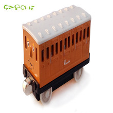 100% original Thomas carat Bell train magnetic locomotive Trains Model Great Kids Toys Gifts for Children educational toy car
