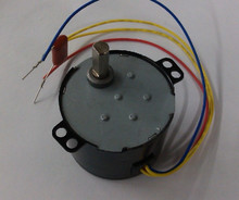 50KTYZ AC 220V 8W 2rpm  Permanent magnet synchronous gear motor, can be forward and backward