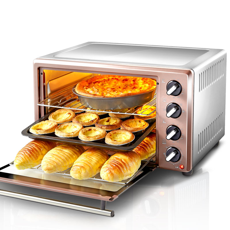 High-quality Oven Multi-functional Oven Household Single Save Energy Efficient and Beautiful Baking Machine Good Kitchen Helper(China (Mainland))