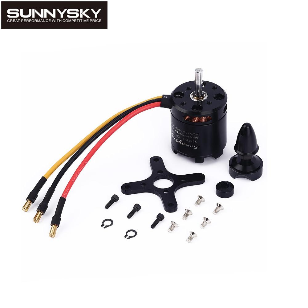 1pcs Sunnysky X2820 800KV/920KV/1100KV Brushless Motor for RC Helicopter Drone FPV Quadcopter Milti Rotor<br>
