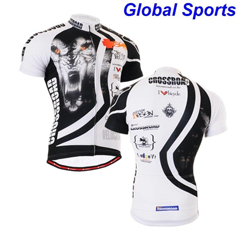 2017 fashional mens cycling t shirt 3d tiger head all over printing tops jerseys for cycling biking riding sports shirt funny<br>