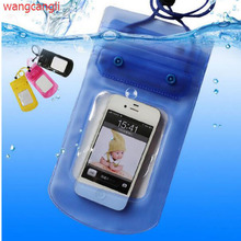 wangcnagli Waterproof mobile phone bag for iPhone 6 6s 7plus 5 5s 4s for Samsung Galaxy s7 s6 s5 s4 waterproof phone case