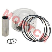 Motorbike Bore Size 87.5mm Pistons Rings Set For CFMOTO CF188 CF500 500CC STD Motorcycle Engine Parts Cylinder Piston Ring Kit