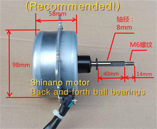 High voltage brushless dc motor,3 phase current AC,wind driven generator/Air conditioning fan motor